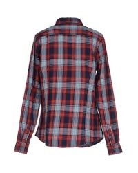 Pepe Jeans - Red Shirt - Lyst
