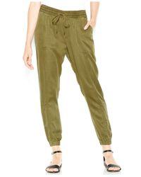 Amazing New Womens Dark Green Slim Skinny Stretch Combat Jeans Pants Cargo