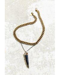 Angel Court | Metallic Heimdall Talon Necklace | Lyst
