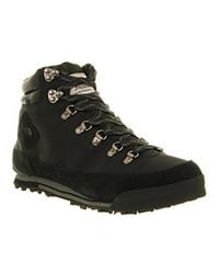 The North Face Black Back To Berkeley Boots for men