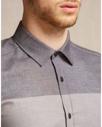 Belstaff | Gray Woodham Shirt for Men | Lyst