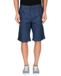 40weft - Blue Denim Trousers for Men - Lyst