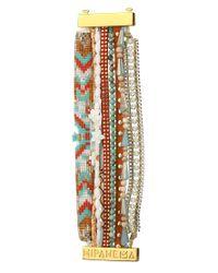 Hipanema | Brown Bracelet | Lyst