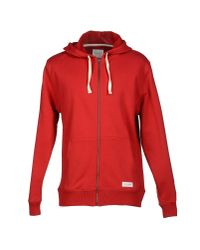 Saturdays NYC - Red Sweatshirt for Men - Lyst