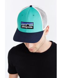 Patagonia - Gray Trucker Hat for Men - Lyst