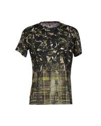 Basso & Brooke Green T-shirt for men