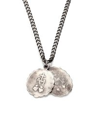Miansai Metallic Saints Necklace for men