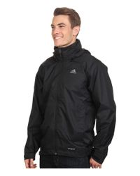 Adidas | Black Wandertag Jacket for Men | Lyst