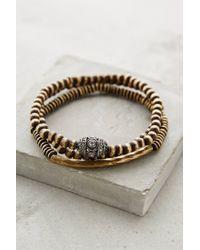 Anthropologie | Brown Agosto Bracelet Set | Lyst