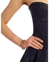 Carolina Bucci | Pink Rose Gold/blue Twister Bracelet | Lyst