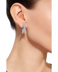 David Webb | Metallic Arrow Earrings | Lyst