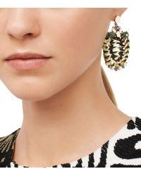 Tory Burch Natural Formosa Drop Earring