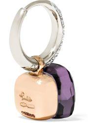 Pomellato   Purple Nudo 18-karat White Gold   Lyst