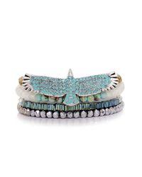 Hipanema | Mini Blue Bracelet | Lyst