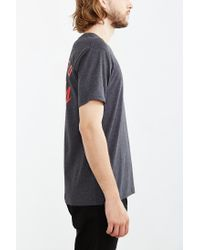 Urban Outfitters | Gray Chicago Bulls Tee for Men | Lyst