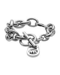 Michael Kors | Metallic Bracelet | Lyst