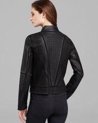 Elie Tahari Black Highline Jacket 40th Anniversary Collection