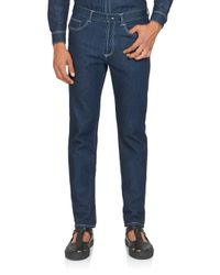 Givenchy | Blue Denim Pants for Men | Lyst