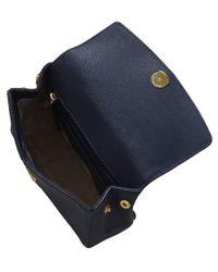 MICHAEL Michael Kors | Blue Ava Small Crossbody Bag | Lyst