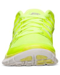 Nike - Green Women'S Free 5.0+ Running Sneakers From Finish Line - Lyst