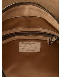 Brunello Cucinelli Natural Classic Shopper Tote