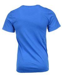Adidas Blue Men's Ucla Bruins Mark My Words T-shirt for men