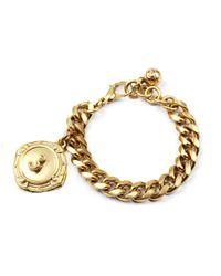 Lulu Frost | Metallic Victorian Plaza Charm Number Bracelet #3 | Lyst
