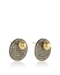 Spinelli Kilcollin | Metallic Saturn Gris Earrings | Lyst