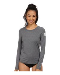 Rip Curl | Gray Wash Loose Fit Long Sleeve | Lyst