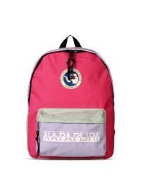 Napapijri | Pink Backpack for Men | Lyst
