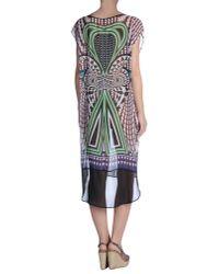 Clover Canyon Green Beach Dress