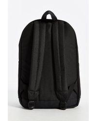 Herschel Supply Co. Black Pop Quiz Tonal Backpack for men
