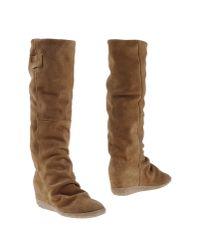 Lemarè | Natural Boots | Lyst