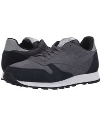 Reebok Black Classic Leather Mp for men