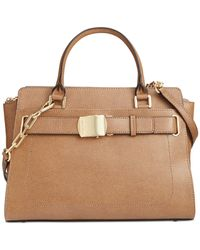 Calvin Klein | Brown Mercury Shopper | Lyst