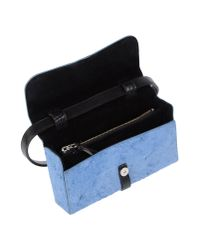 Acne Studios - Blue Cross-body Bag - Lyst