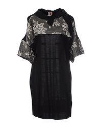 I'm Isola Marras Black Short Dress
