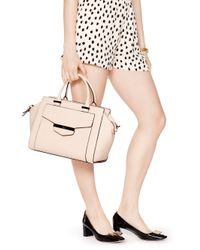 kate spade new york Natural Kennedy Street Brooks