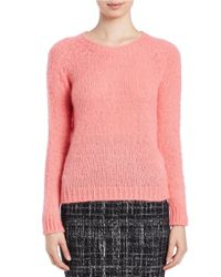 Essentiel Antwerp | Pink Crewneck Sweater | Lyst