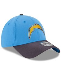 0807ed30320 Lyst - KTZ San Diego Chargers Gold Collection On-field 39thirty Cap ...