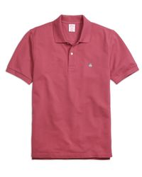 Brooks Brothers - Red Golden Fleece® Original Fit Performance Polo Shirt for Men - Lyst