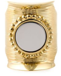 Chloé - Metallic 'djill' Ring - Lyst