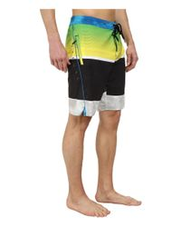 Rip Curl | Yellow Mirage Aggrogame Boardshorts for Men | Lyst