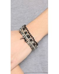 Chan Luu Multicolor Beaded Bracelet Set