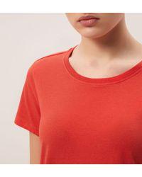 Hobbs - Red Annie T Shirt - Lyst