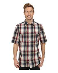 Carhartt | Multicolor Bozeman S/s Shirt for Men | Lyst