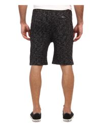 Timberland - Black Chase French Terry Short for Men - Lyst