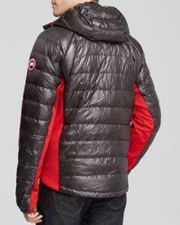 Canada Goose - Gray Hybridge Lite Down Jacket for Men - Lyst