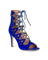 Joie | Blue Quinn Heels | Lyst