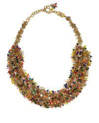 Rosantica - Multicolor Multicolour Il Mondo Acetate Bead Necklace - Lyst